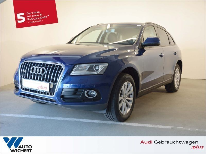 verkauft audi q5 quattro 2 0 tfsi acc gebraucht 2014 km in l bbecke. Black Bedroom Furniture Sets. Home Design Ideas