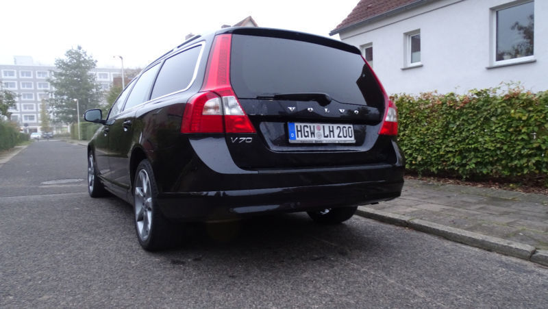 verkauft volvo v70 2 5t summum gebraucht 2008 km in greifswald. Black Bedroom Furniture Sets. Home Design Ideas