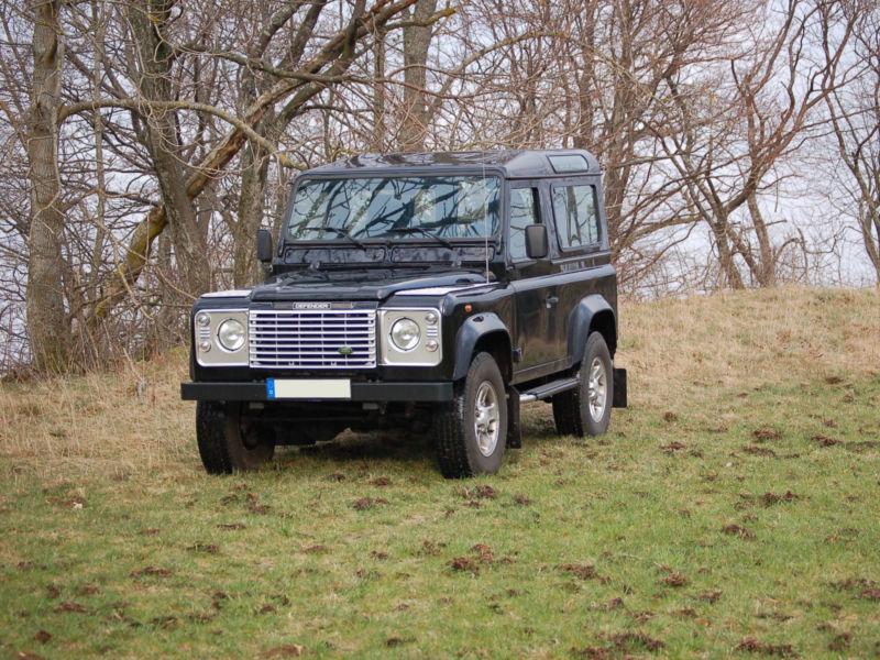 660 gebrauchte land rover defender land rover defender. Black Bedroom Furniture Sets. Home Design Ideas