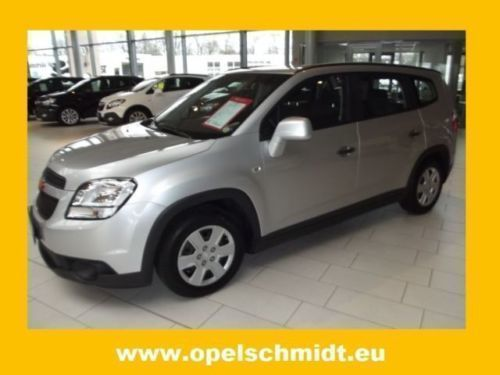verkauft chevrolet orlando 1 8 lt 7 gebraucht 2012 km in mecklenburg vorpommern. Black Bedroom Furniture Sets. Home Design Ideas
