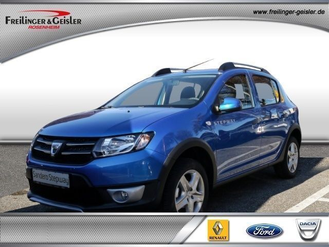 gebraucht stepway prestige 1 5 dci 90 klimaanlage radio cd dacia sandero 2015 km in. Black Bedroom Furniture Sets. Home Design Ideas