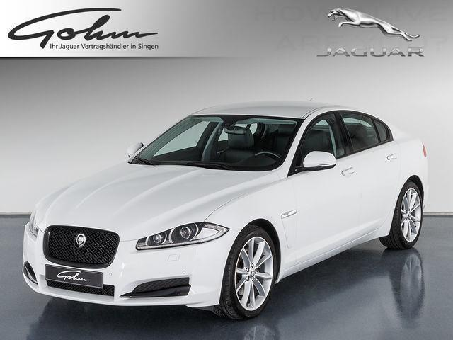 verkauft jaguar xf 2 2 l diesel gebraucht 2014 km. Black Bedroom Furniture Sets. Home Design Ideas