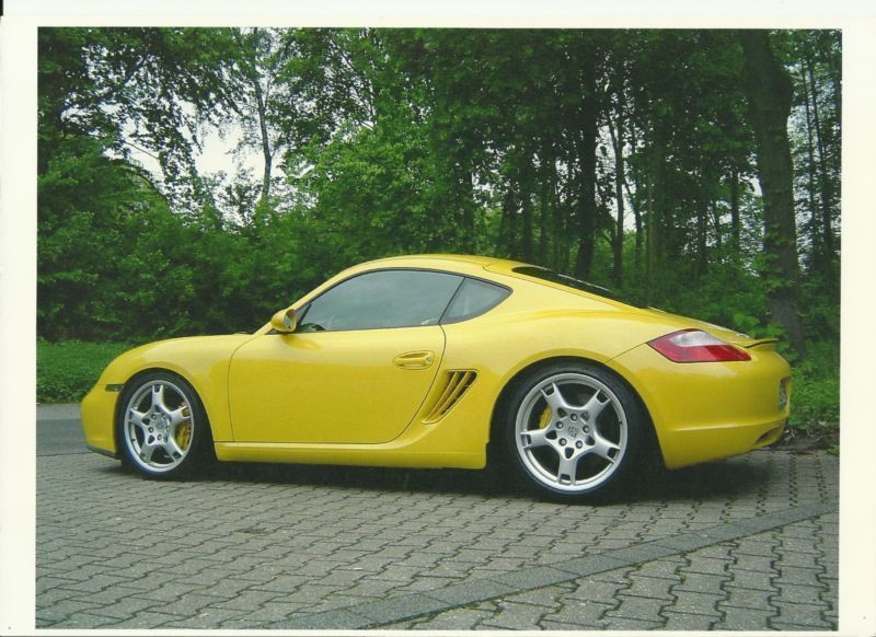 verkauft porsche cayman s gebraucht 2006 km in grevenbroich. Black Bedroom Furniture Sets. Home Design Ideas