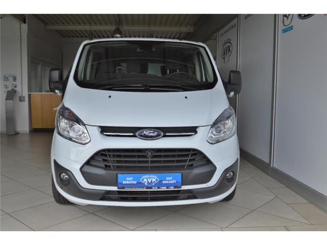 Verkauft Ford Custom Transitnugget W Gebraucht 2014
