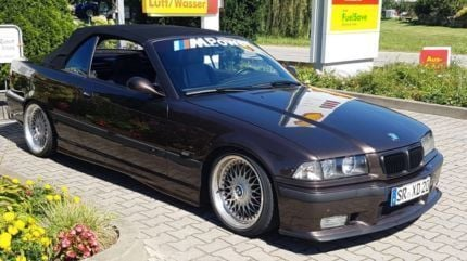 verkauft bmw m3 cabriolet e36 3 0 scha gebraucht 1995. Black Bedroom Furniture Sets. Home Design Ideas