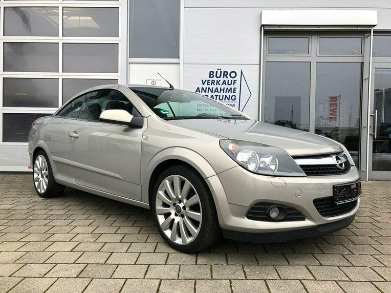 Verkauft Opel Astra Cabriolet Twin Top., gebraucht 2007
