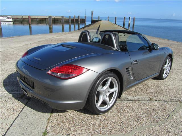 verkauft porsche boxster gebraucht 2009 km in kulmbach. Black Bedroom Furniture Sets. Home Design Ideas