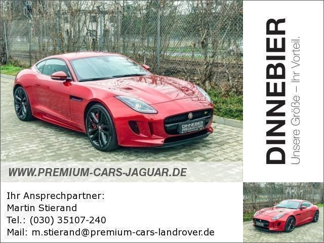 verkauft jaguar f type r coup awd 2 gebraucht 2016 km in berlin. Black Bedroom Furniture Sets. Home Design Ideas