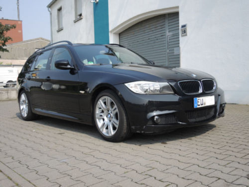 verkauft bmw 318 i touring m sport pak gebraucht 2009. Black Bedroom Furniture Sets. Home Design Ideas