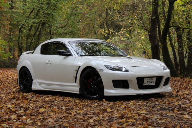 mazda rx 8 revolution evil mazda rx 8 revolution youtube. Black Bedroom Furniture Sets. Home Design Ideas