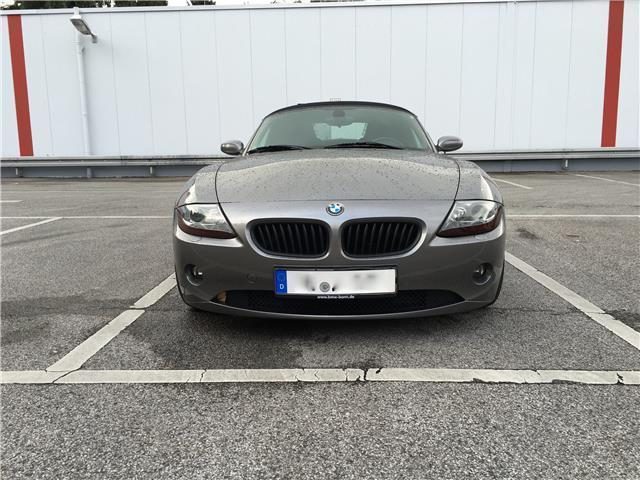 gebraucht roadster bmw z4 2003 km in kiel autouncle. Black Bedroom Furniture Sets. Home Design Ideas