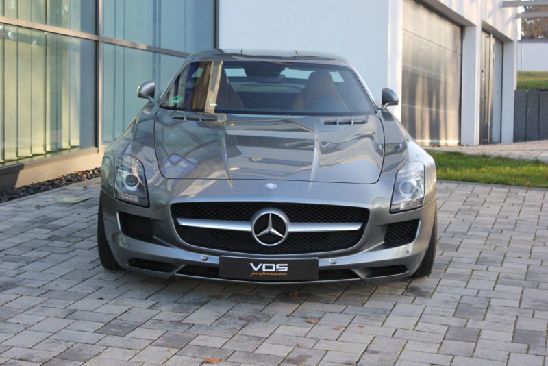 gebraucht gt3 mercedes sls amg 2012 km in prague. Black Bedroom Furniture Sets. Home Design Ideas