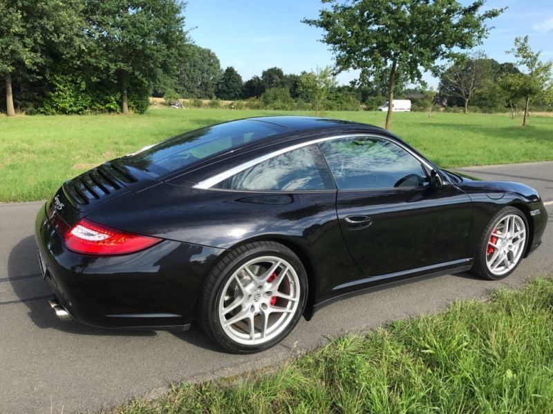verkauft porsche 911 targa 4s 997 gebraucht 2009 km in hannover. Black Bedroom Furniture Sets. Home Design Ideas
