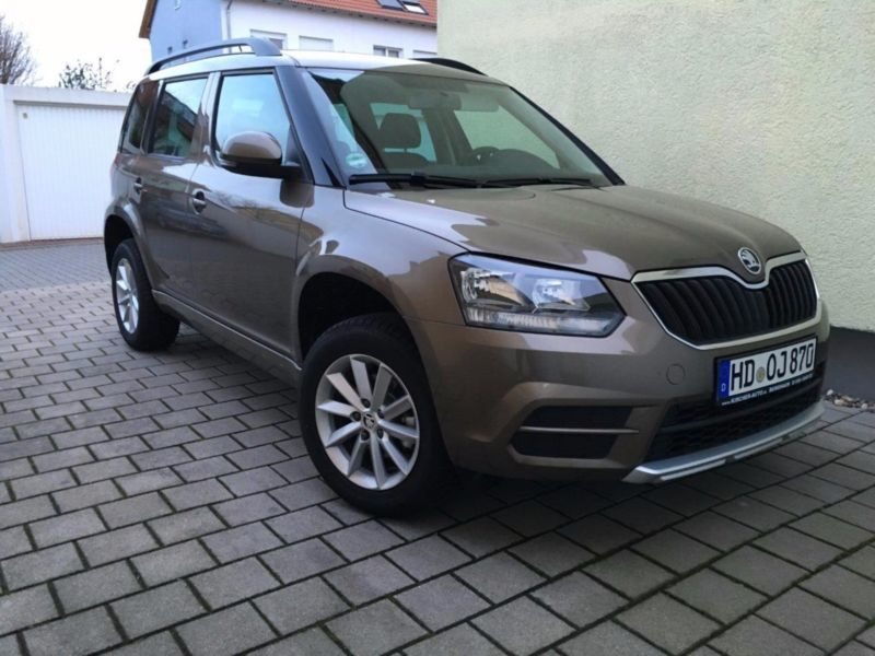 verkauft skoda yeti 1 2 tsi alu sunset gebraucht 2016. Black Bedroom Furniture Sets. Home Design Ideas