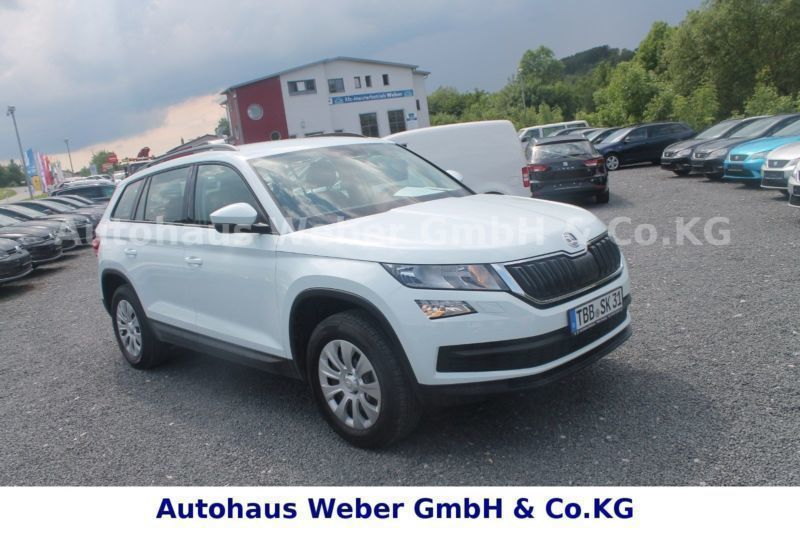 verkauft skoda kodiaq 1 4 tsi active 7 gebraucht 2017 km in boxberg. Black Bedroom Furniture Sets. Home Design Ideas