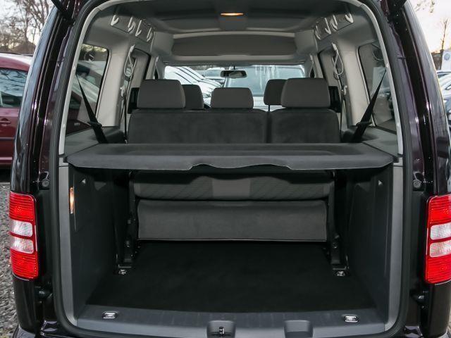 verkauft vw caddy maxi comfortline 1 6 gebraucht 2014 km in leipzig. Black Bedroom Furniture Sets. Home Design Ideas
