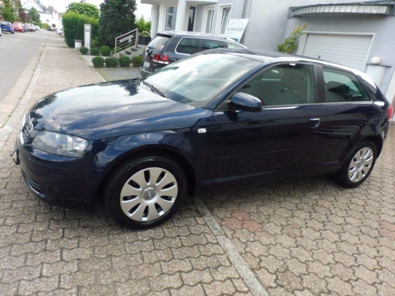 verkauft audi a3 2 0 tdi attraction to gebraucht 2004 km in lippstadt. Black Bedroom Furniture Sets. Home Design Ideas