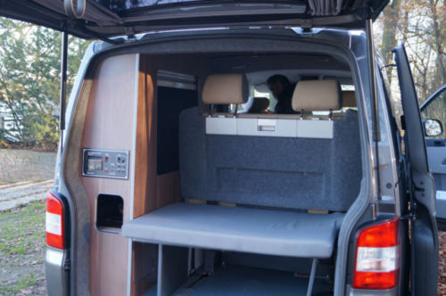 vw t5 zum camper umbauen volkswagen car. Black Bedroom Furniture Sets. Home Design Ideas