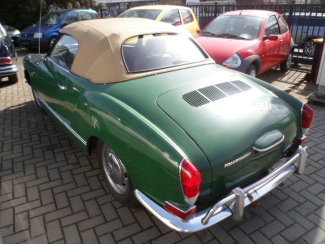 verkauft vw karmann ghia cabriolet gebraucht 1971 km in dortmund sch ren. Black Bedroom Furniture Sets. Home Design Ideas