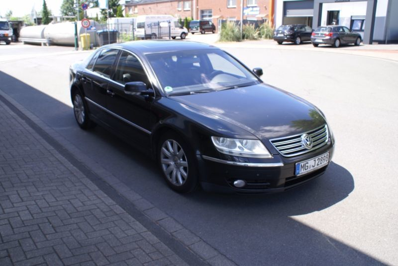 verkauft vw phaeton 5 0 v10 tdi 4motio gebraucht 2004 km in vechta. Black Bedroom Furniture Sets. Home Design Ideas