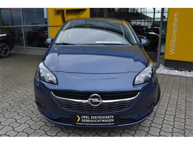 verkauft opel corsa 1 4 automatik acti gebraucht 2016 km in meppen. Black Bedroom Furniture Sets. Home Design Ideas