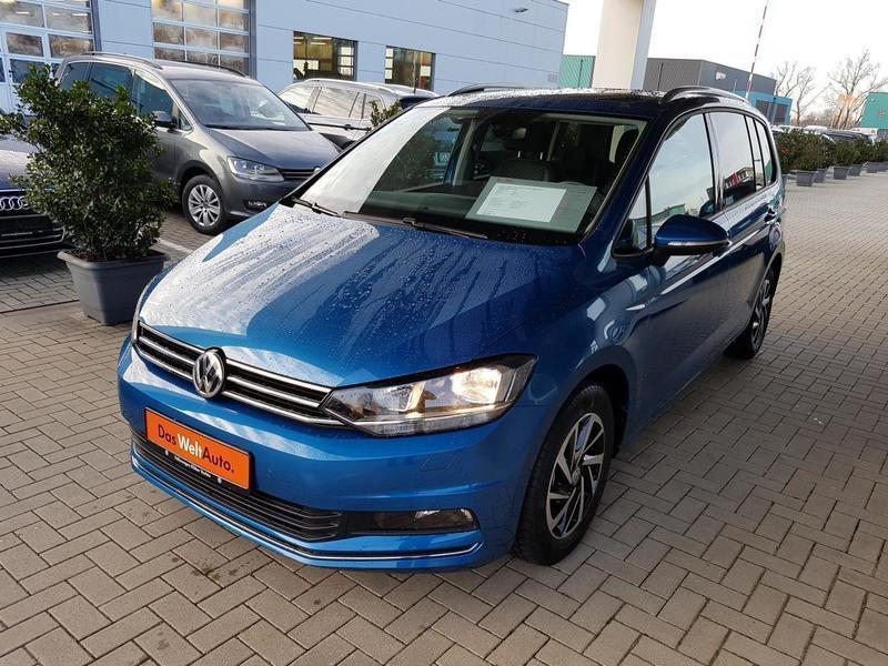 Gebraucht 2019 VW Touran 2.0 Diesel 150 PS (€ 26.629 ...