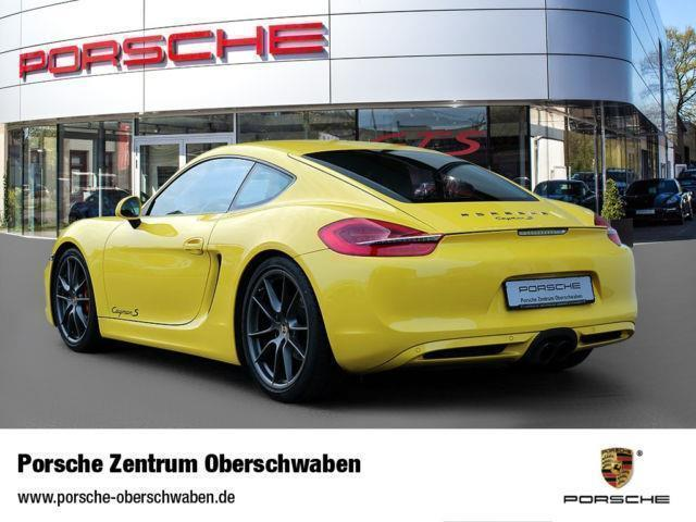 verkauft porsche cayman s 20 ceramic gebraucht 2013 km in nordrhein westfalen. Black Bedroom Furniture Sets. Home Design Ideas
