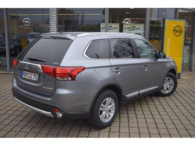 verkauft mitsubishi outlander 2 2 di d gebraucht 2016 km in einbeck. Black Bedroom Furniture Sets. Home Design Ideas