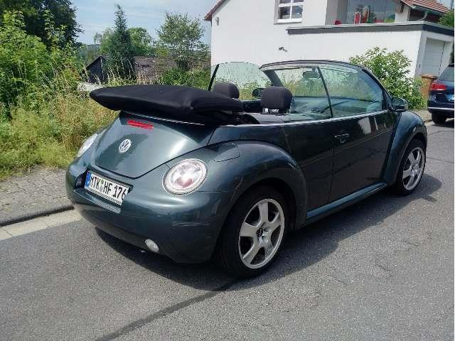verkauft vw beetle newcabriolet 1 4 gebraucht 2003 139. Black Bedroom Furniture Sets. Home Design Ideas