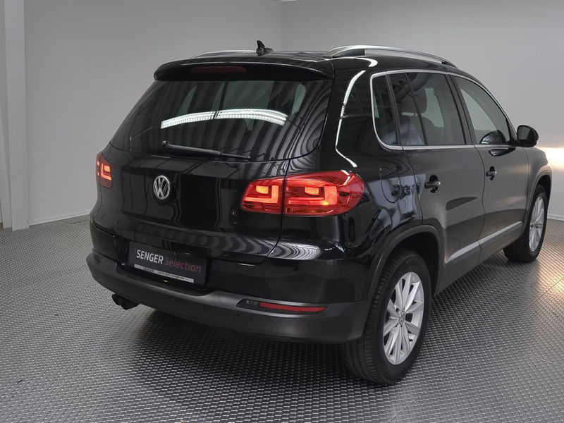 verkauft vw tiguan 2 0 tdi sport sty gebraucht 2014 km in bad oldesloe. Black Bedroom Furniture Sets. Home Design Ideas