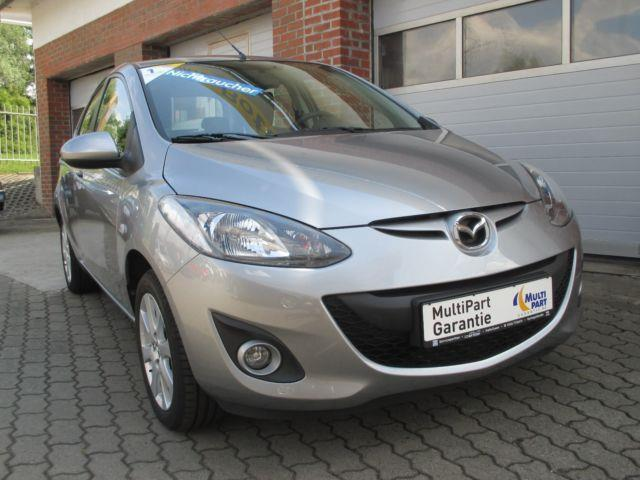 verkauft mazda 2 1 3 mzr edition gebraucht 2010 km in halle. Black Bedroom Furniture Sets. Home Design Ideas