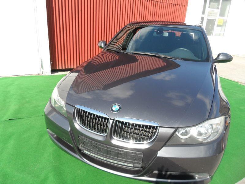 verkauft bmw 325 d dpf touring aut gebraucht 2008 km in n rnberg. Black Bedroom Furniture Sets. Home Design Ideas