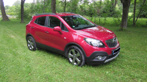 verkauft opel mokka 1 7 cdti automatik gebraucht 2014 km in wittislingen. Black Bedroom Furniture Sets. Home Design Ideas