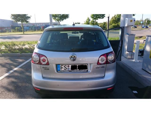 verkauft vw golf plus 2 0 tdi goal gebraucht 2006 km in neufahrn. Black Bedroom Furniture Sets. Home Design Ideas