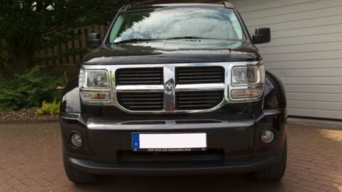 verkauft dodge nitro 3 7 v6 gebraucht 2008 km in hagen am teutobur. Black Bedroom Furniture Sets. Home Design Ideas