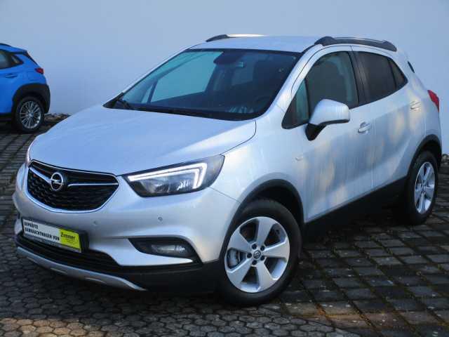 verkauft opel mokka x edition, gebraucht 2017, 5.118 km in schiffweiler