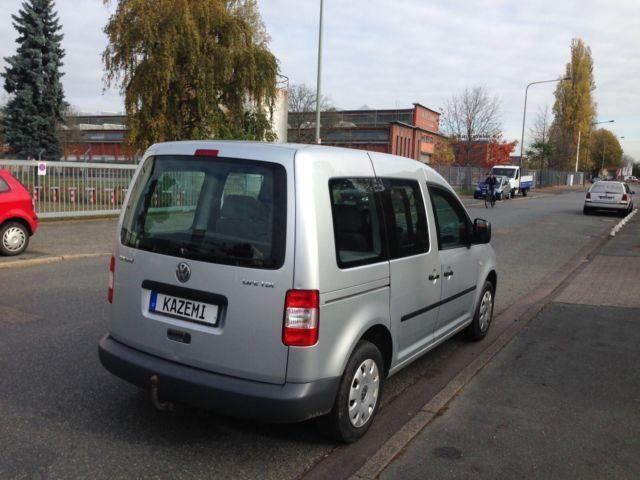 verkauft vw caddy ka kb life gebraucht 2005 km in frankfurt am main. Black Bedroom Furniture Sets. Home Design Ideas
