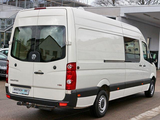 verkauft vw crafter kombi langer radst gebraucht 2011 km in ansbach. Black Bedroom Furniture Sets. Home Design Ideas