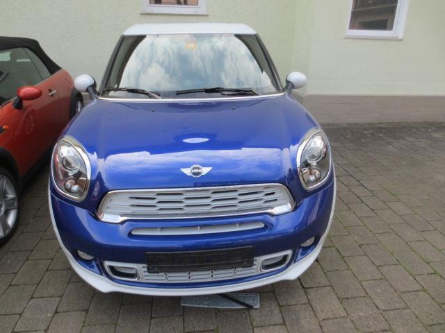 Verkauft Mini Cooper S Paceman Cooper ., gebraucht 2013, 38.691 km in Bad Homburg v.d....