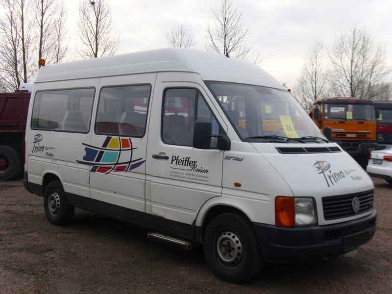 verkauft vw lt 35 kastenwagen bus gebraucht 1997. Black Bedroom Furniture Sets. Home Design Ideas