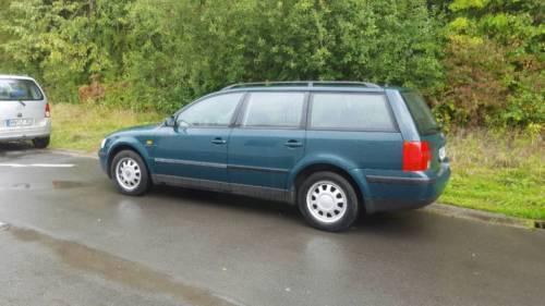 Verkauft Vw Passat Kombi Ahk Tuv 6 2019 Gebraucht 1997 230 000 Km
