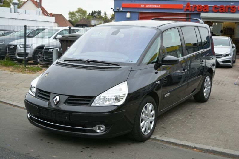 verkauft renault espace 2 0 dci fap dy gebraucht 2009 km in wedemark. Black Bedroom Furniture Sets. Home Design Ideas