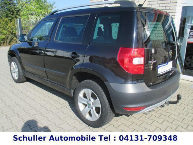 verkauft skoda yeti ambition 4x4 navi gebraucht 2012. Black Bedroom Furniture Sets. Home Design Ideas