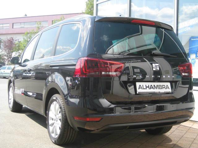 verkauft seat alhambra 2 0 tdi ecomoti gebraucht 2015 km in weiden. Black Bedroom Furniture Sets. Home Design Ideas