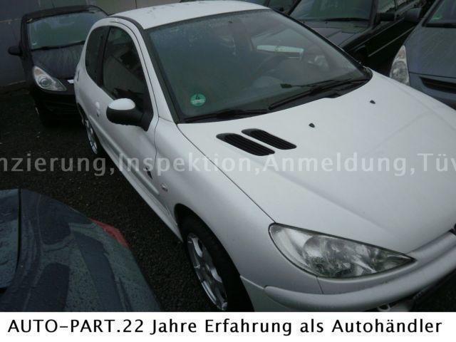 ▷ peugeot 206 1.4 diesel 68 ps (2007) | hamburg | autouncle