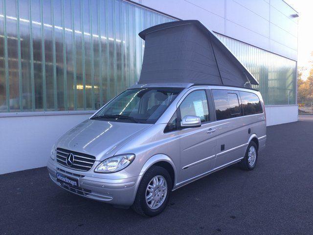 Verkauft Mercedes Viano 2 2 Cdi Kompak Gebraucht 2010