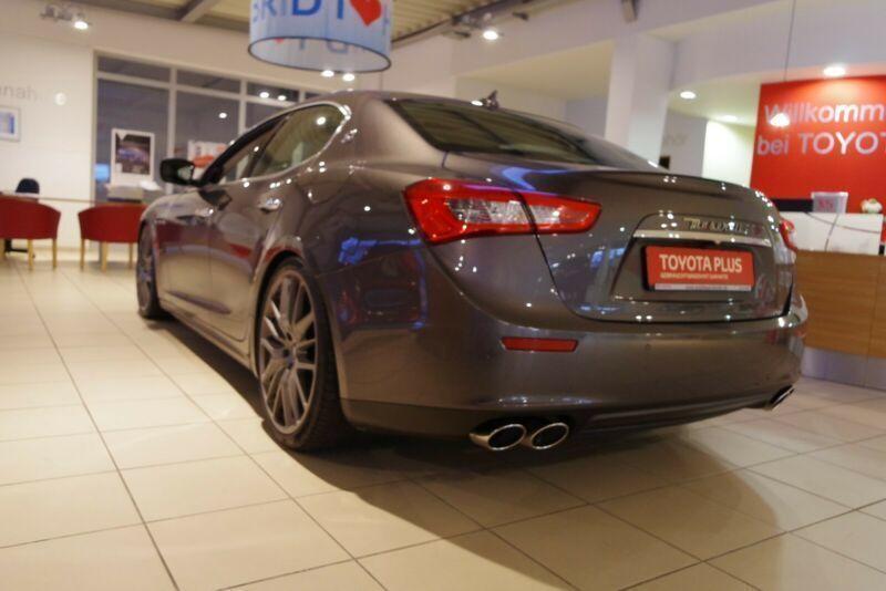 Gebraucht 2016 Maserati Ghibli 3.0 Diesel 275 PS (€ 33.890) | 76646 Bruchsal | AutoUncle