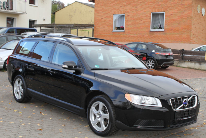 verkauft volvo v70 2 0d gebraucht 2010 km in drochtersen. Black Bedroom Furniture Sets. Home Design Ideas