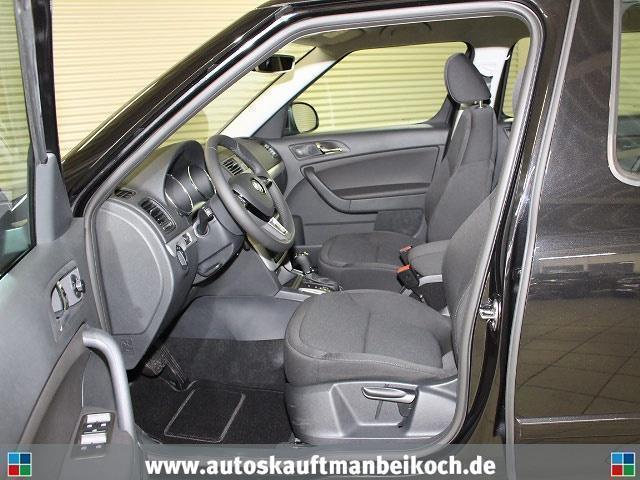 verkauft skoda yeti 1 4 tsi dsg 4x4 am gebraucht 2016. Black Bedroom Furniture Sets. Home Design Ideas
