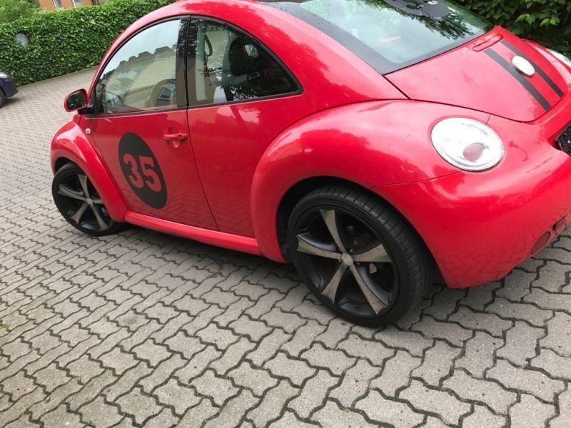 verkauft vw beetle newscheckheft t v 4 gebraucht 1999 km in bad schwartau. Black Bedroom Furniture Sets. Home Design Ideas
